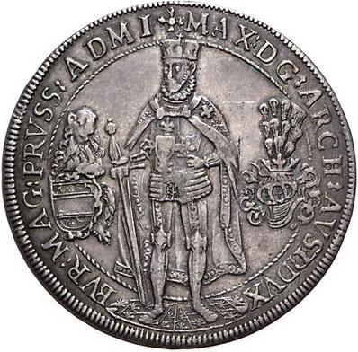 Wag Archiv Altdeutsche Münzen Und Medaillen Deutscher Orden